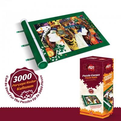 Art-Puzzle-907 Tapis de Puzzles - 3000 Pièces