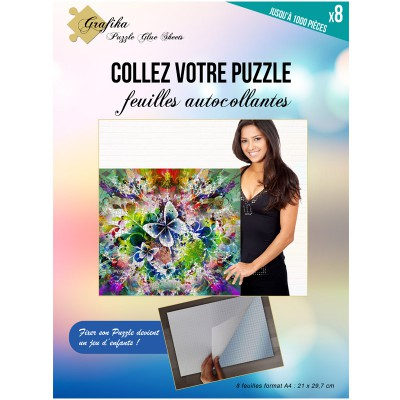 Grafika-00533 Colle pour Puzzle 1000 pièces