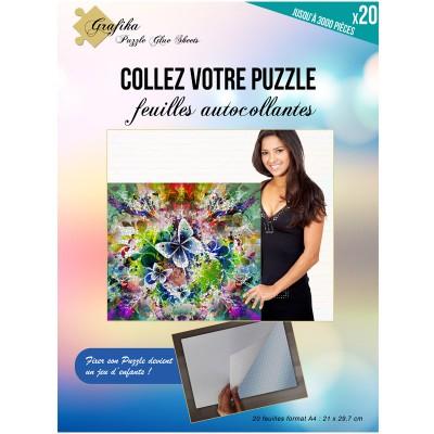 Grafika-00857 Colle pour Puzzle 3000 pièces