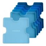 Puzzle  Jig-and-Puz-80001 6 Boites de Tri