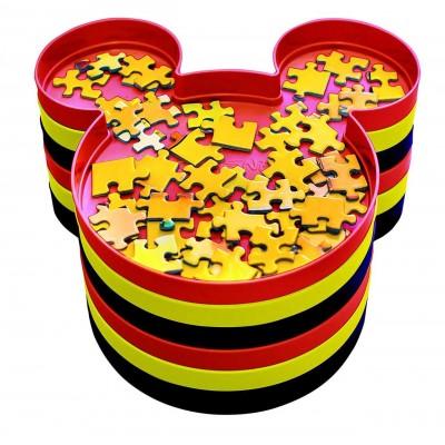 Puzzle Ravensburger-17975 Mickey Sort & Go